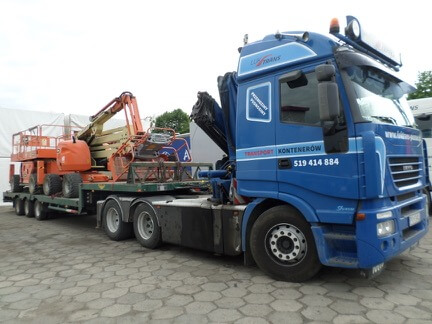 IVECO STRALIS HDS